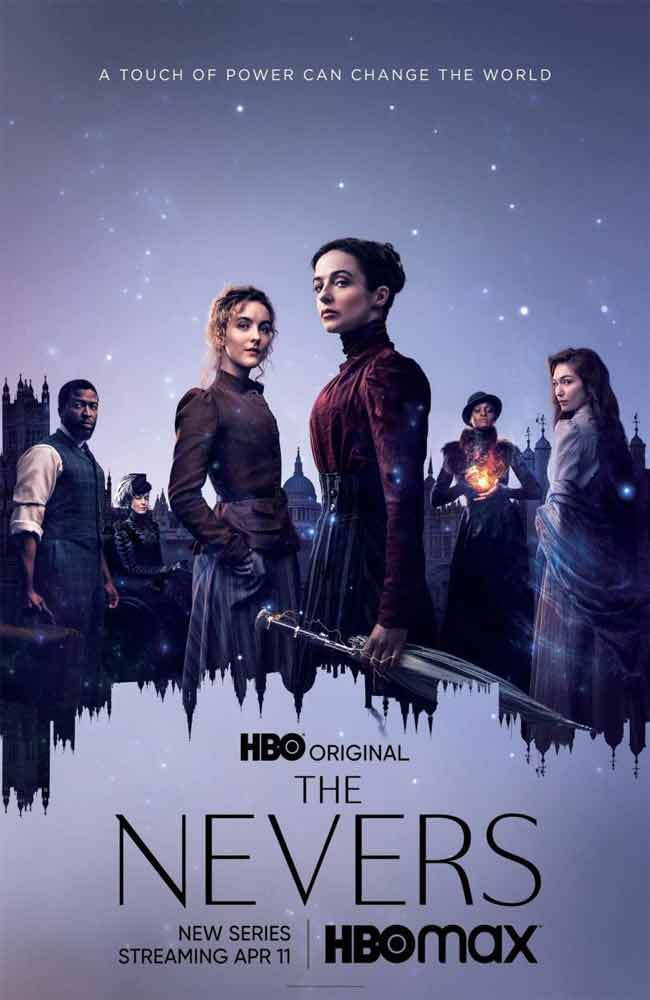 Ver o Descargar Serie The Nevers Online Gratis HD En Español Latino - Castellano & Subtitulado