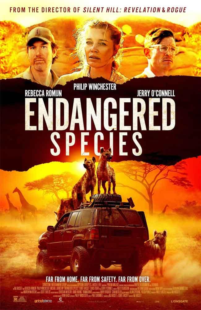 Ver o Descargar Pelicula Endangered Species Online Gratis HD En Español Latino - Castellano & Subtitulado