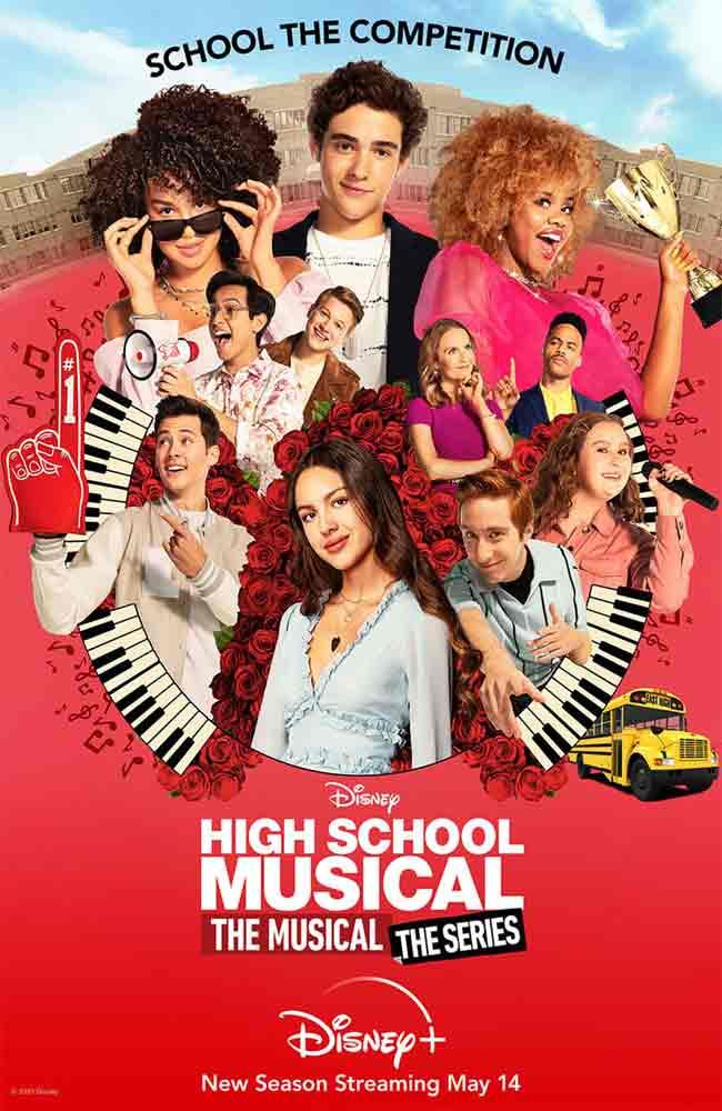 Ver o Descargar High School Musical: The Musical: The Series Temporada 2 Online HD