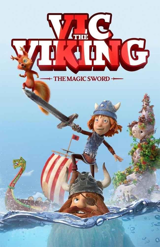 Ver Pelicula Vic el Vikingo y la Espada Mágica Online HD
