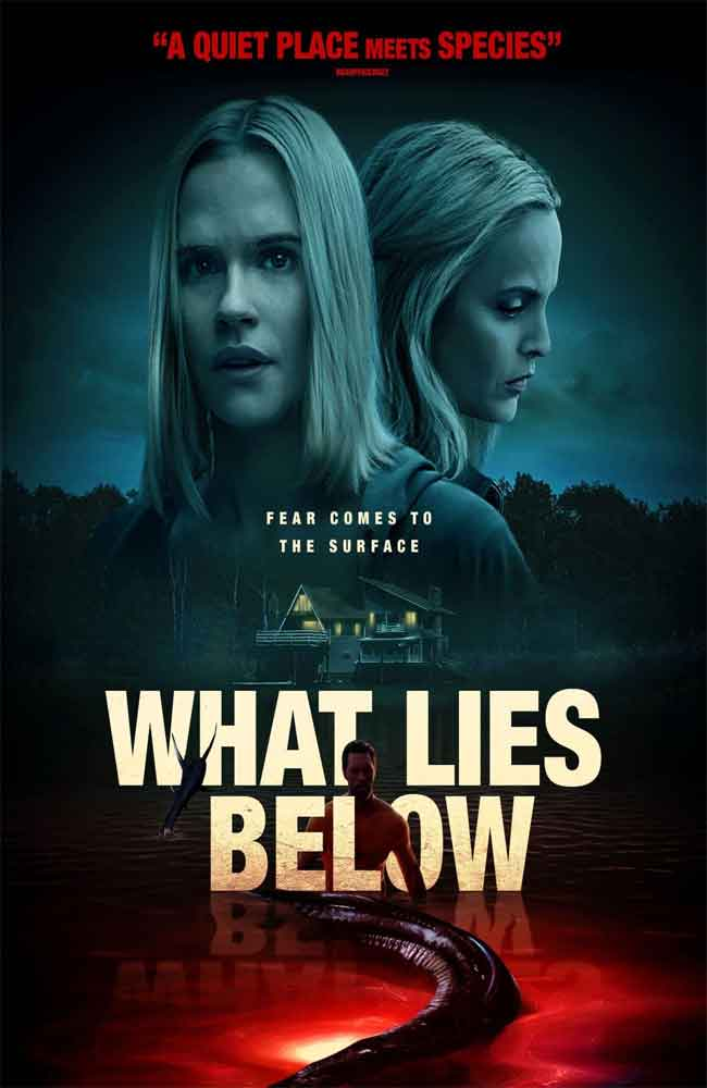 Ver o Descargar Pelicula What Lies Below Online Gratis HD En Español Latino - Castellano & Subtitulado