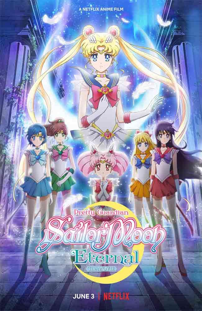Ver o Descargar Pretty Guardian Sailor Moon Eternal: La Película Parte 1 Pelicula Completa Online